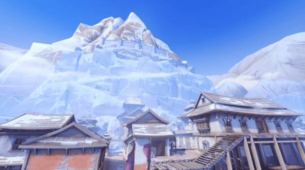 Overwatch maps cast nepal in the game
